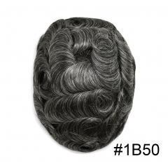 1B50# Off Black with 50% Gray